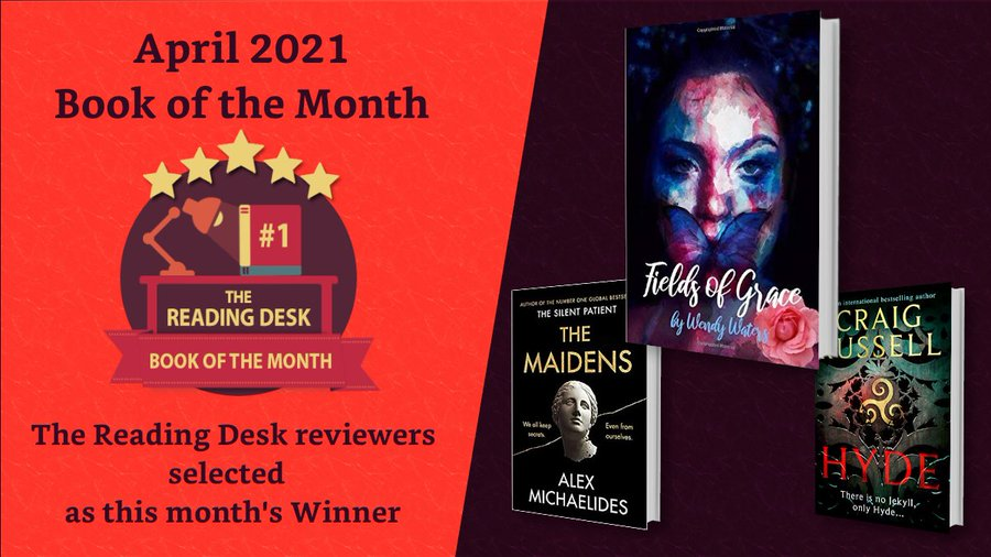 peter donnelly's April book choice